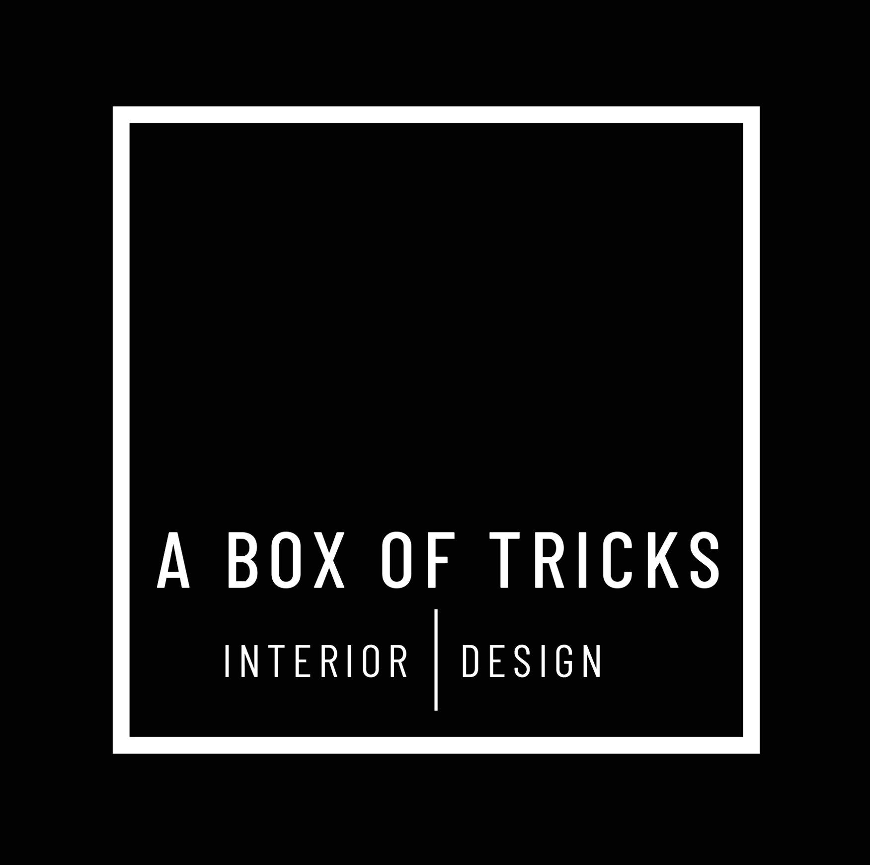 A Box of Tricks Interior Design Salisbury logo